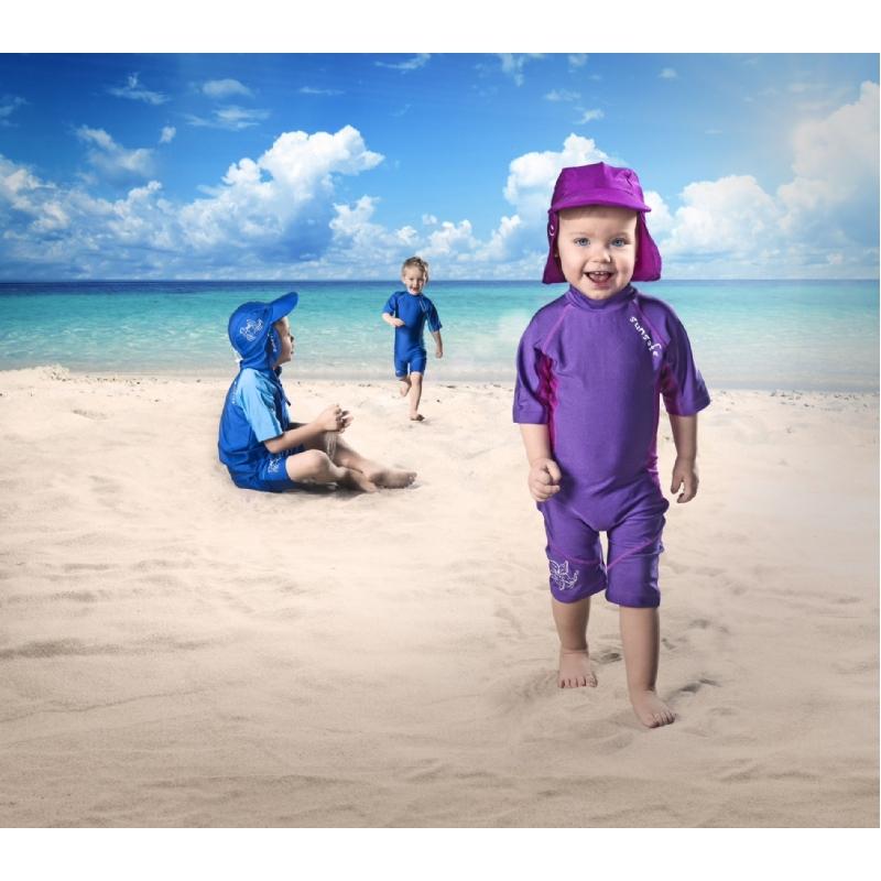 Zonnebescherming voor kinderen