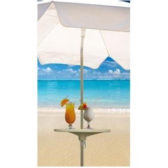 Het onmisbare tafeltje voor zonnige dagen
