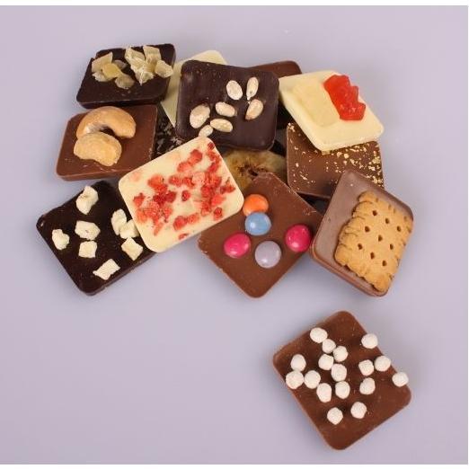 Chocolade Wereldreis