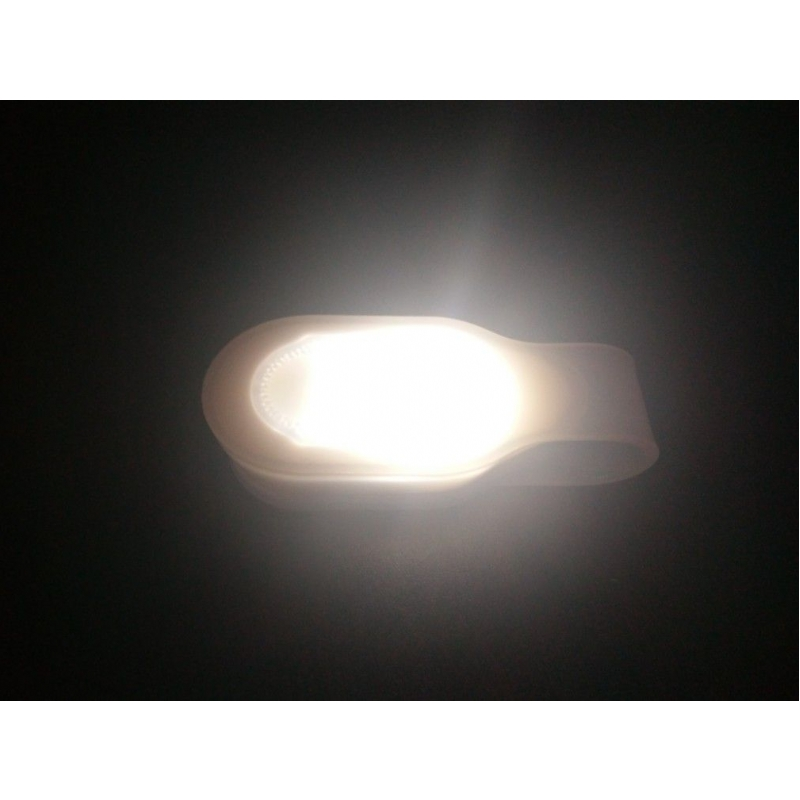 Lichtgevende clip