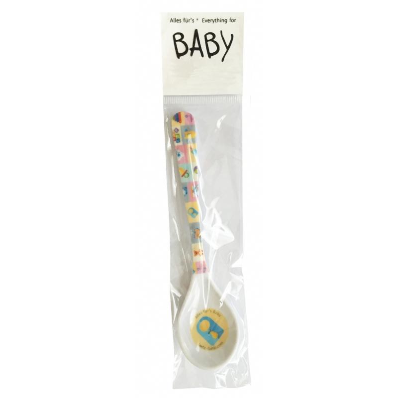 Baby eetlepel