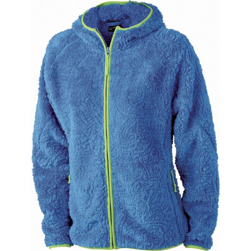 Dames fashion fleece