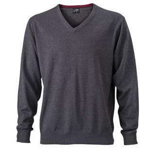 Heren V-Neck Pullover