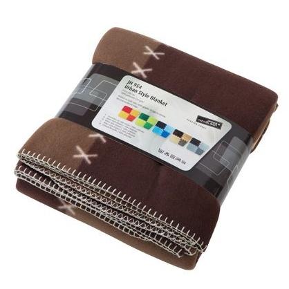 Trendy Lifestyle fleece deken