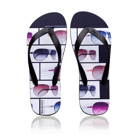 Custom made slippers