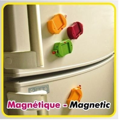 Magnetische clip