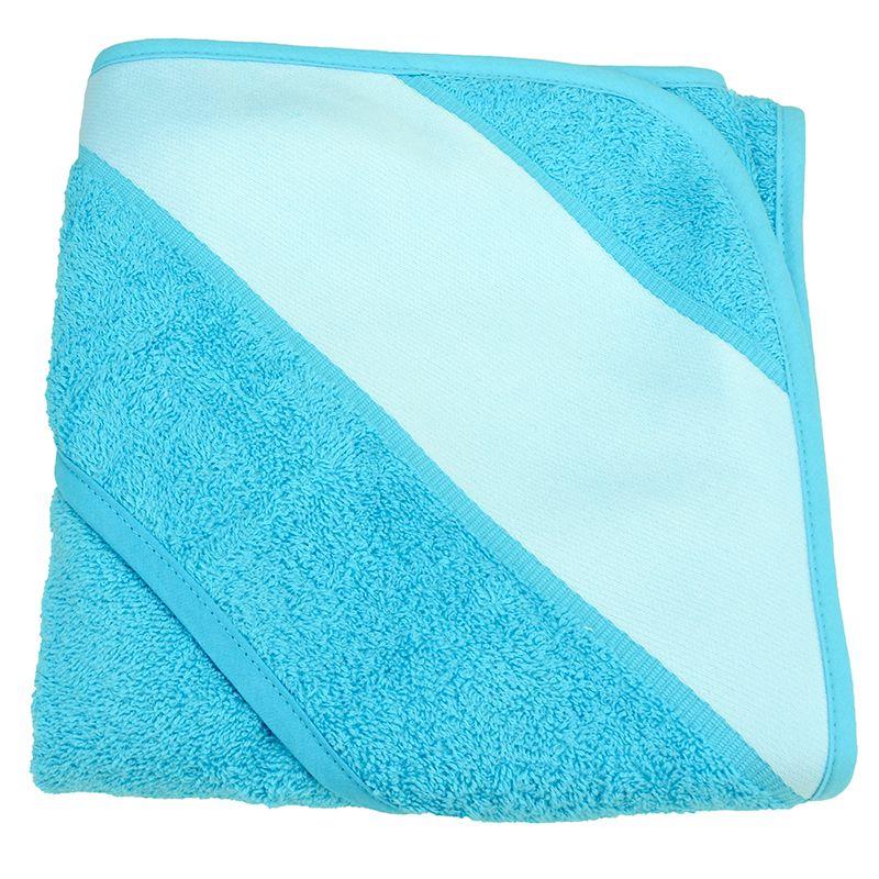 Baby handdoek met sublimatieprint