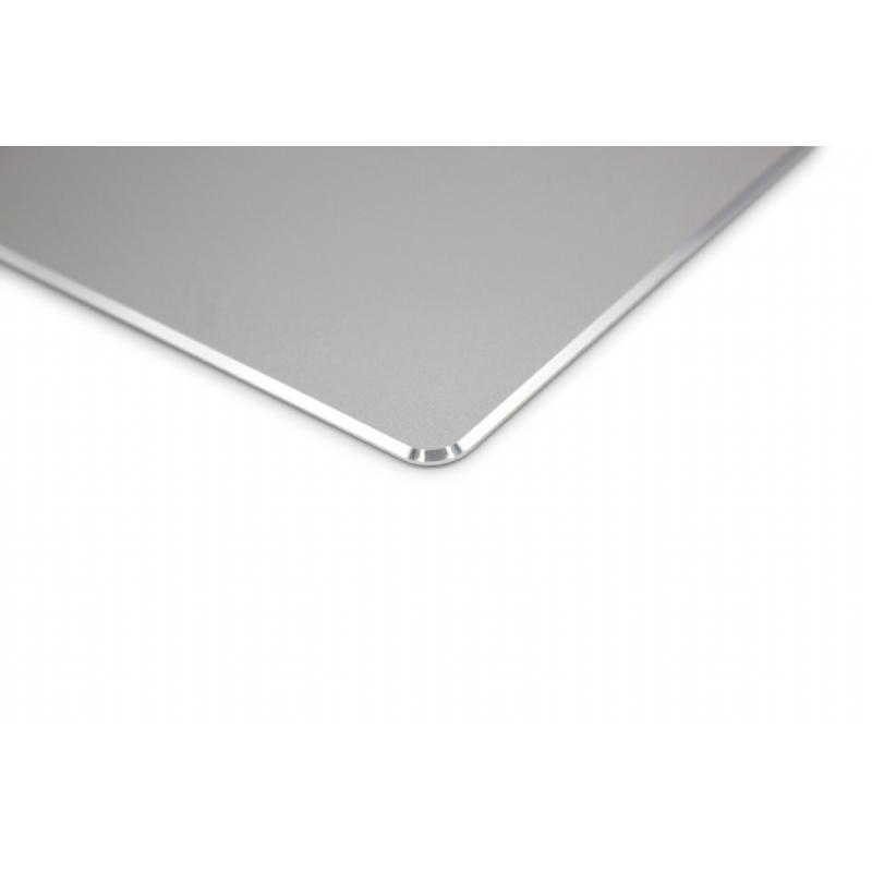 Design aluminium muismat