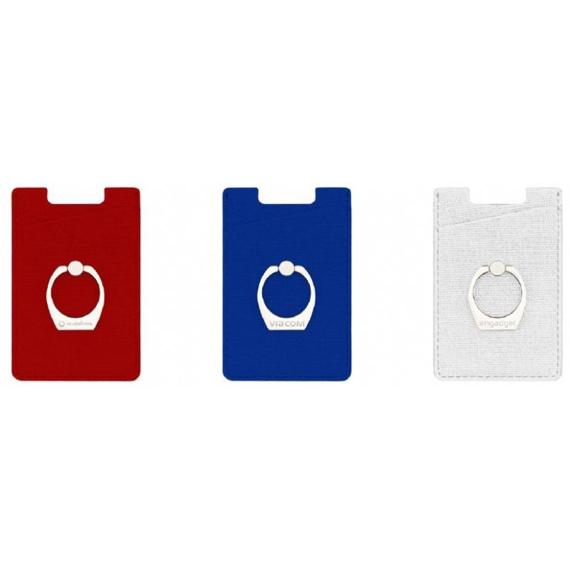 RFID kaarthouder en telefoonhouder