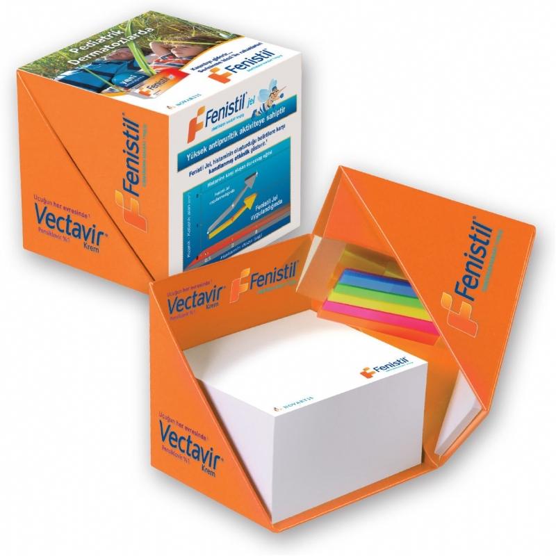 Magic papierblok