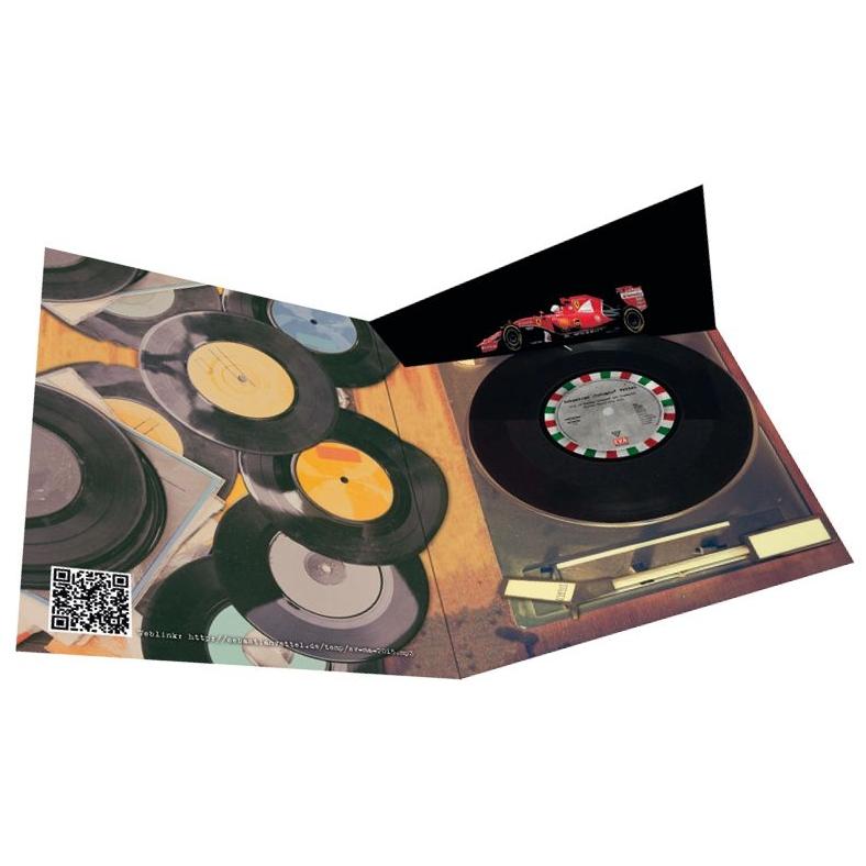 Vinger grammofoon