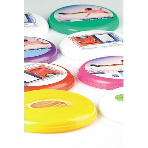 Frisbee met inmould bedrukking