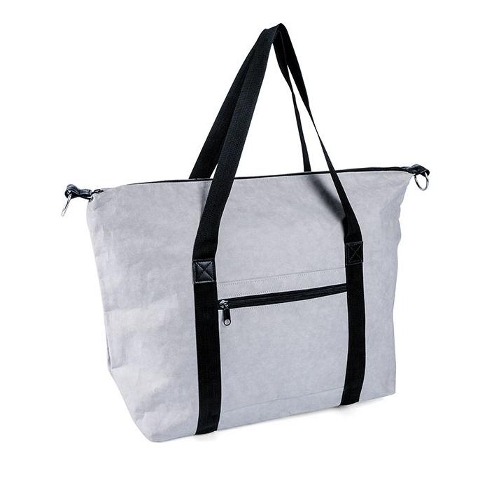 Een wasbare papieren schoudertas?