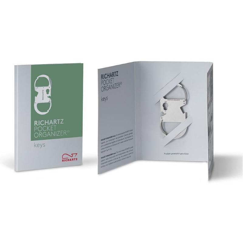 Pocket Organizer Keys