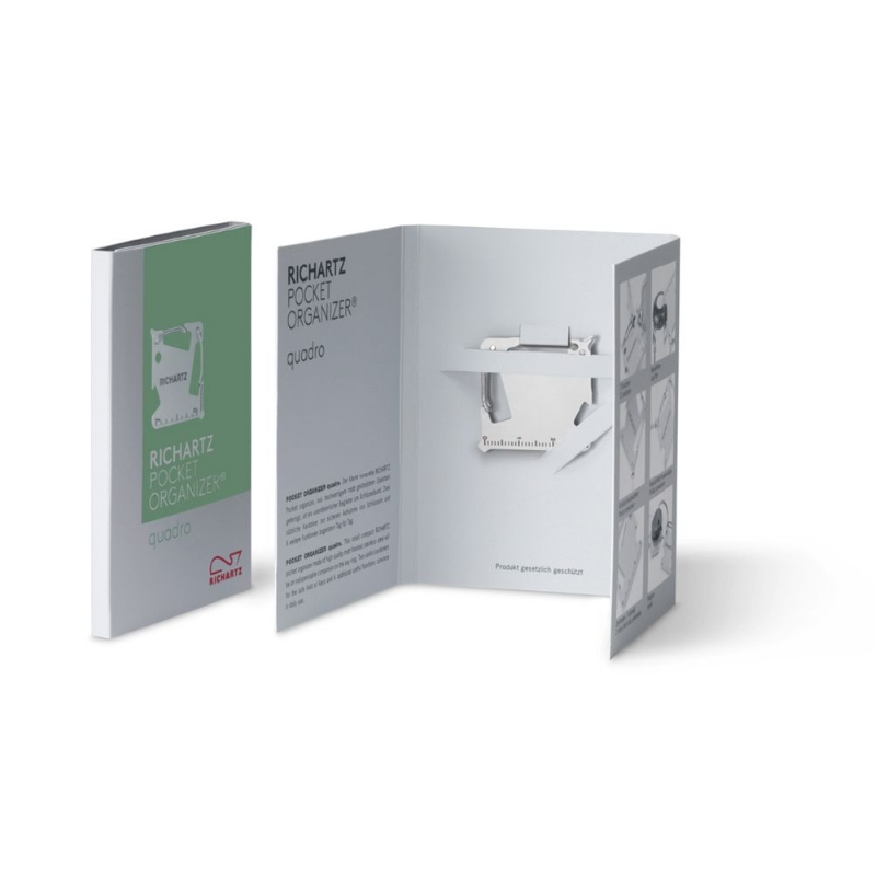 Pocket Organizer Quadro