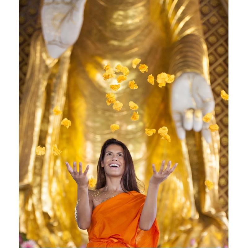 Rituals, The Ritual of Laughing Buddha