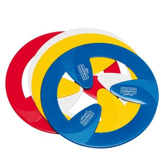 Frisbee met uniek design