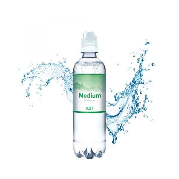 Natuurlijk mineraalwater