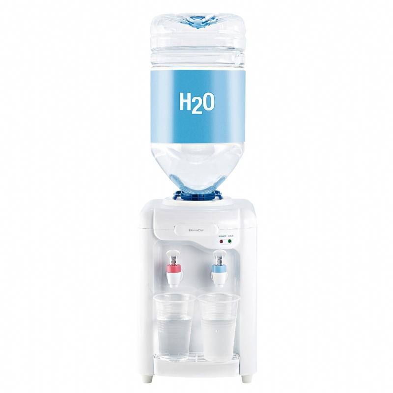 Waterkoeler voor standaard flessen