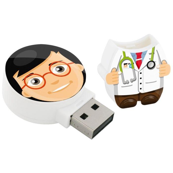 mini USB stick, 100% maatwerk