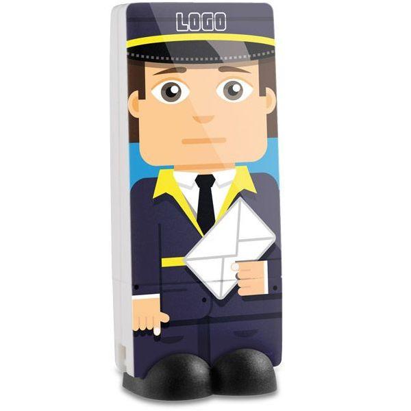 USB stick met karakter