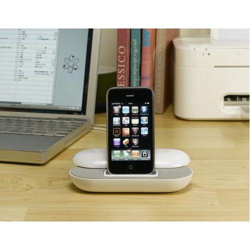 iPhone docking station met speakers en hub