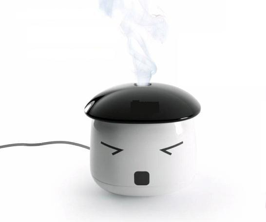 USB bevochtiger Sauna boy