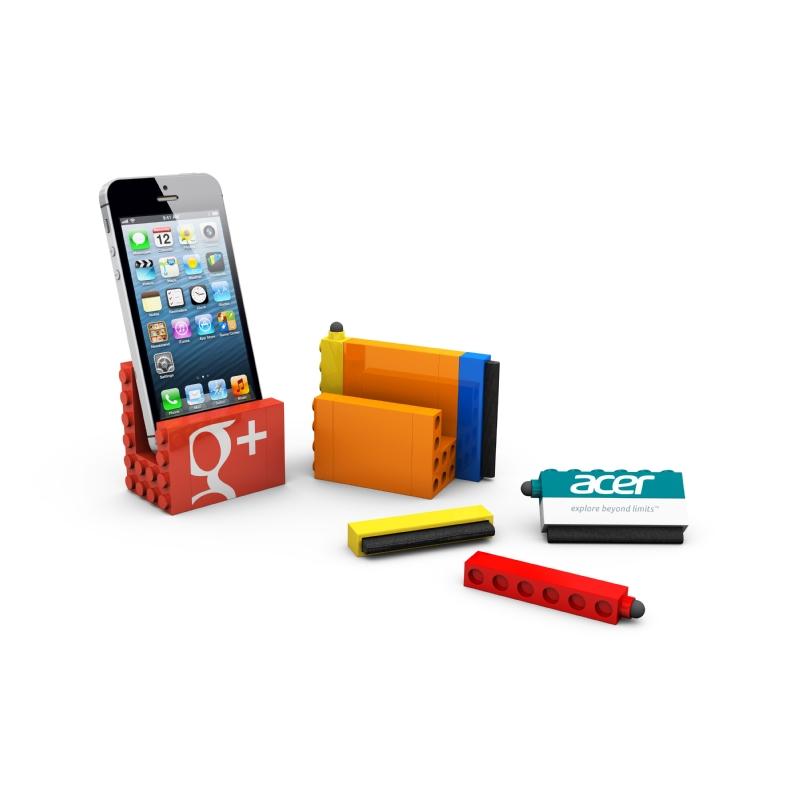 Bouw je eigen telefoonstandaard