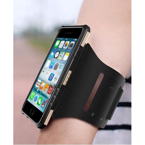 Sportarmband met extra bescherming voor uw iPhone