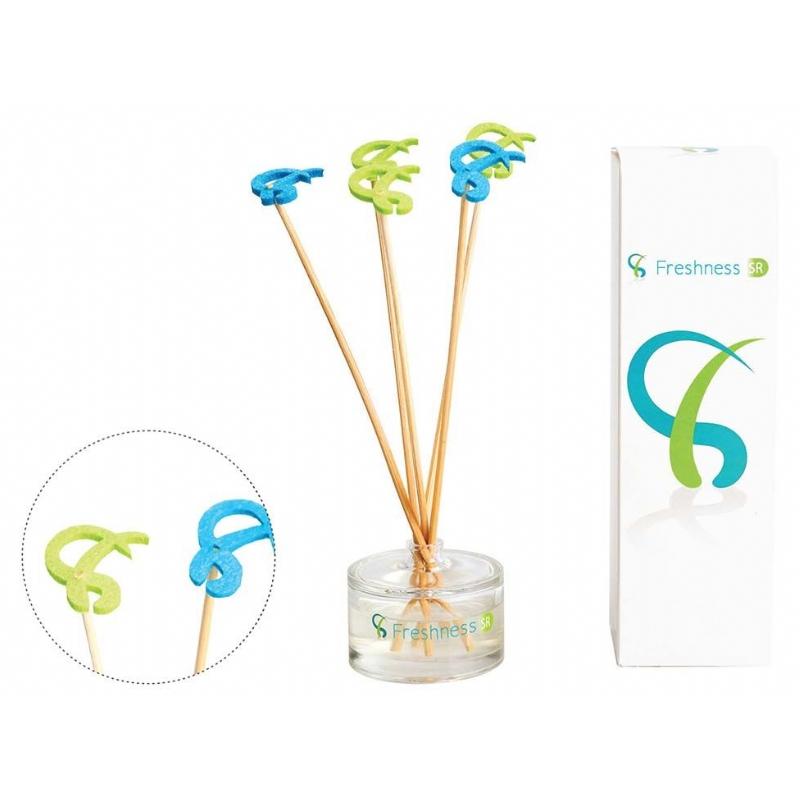Logo geurstokjes / luchtverfrisser