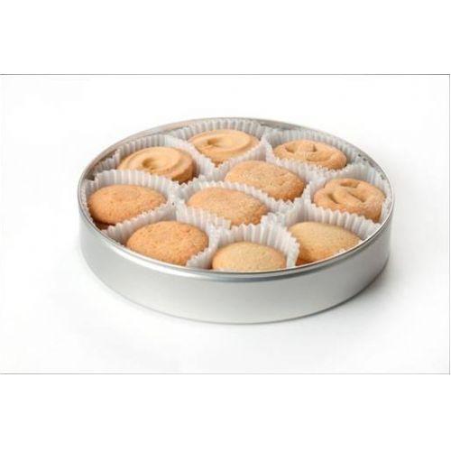 Koektrommel met koekjes