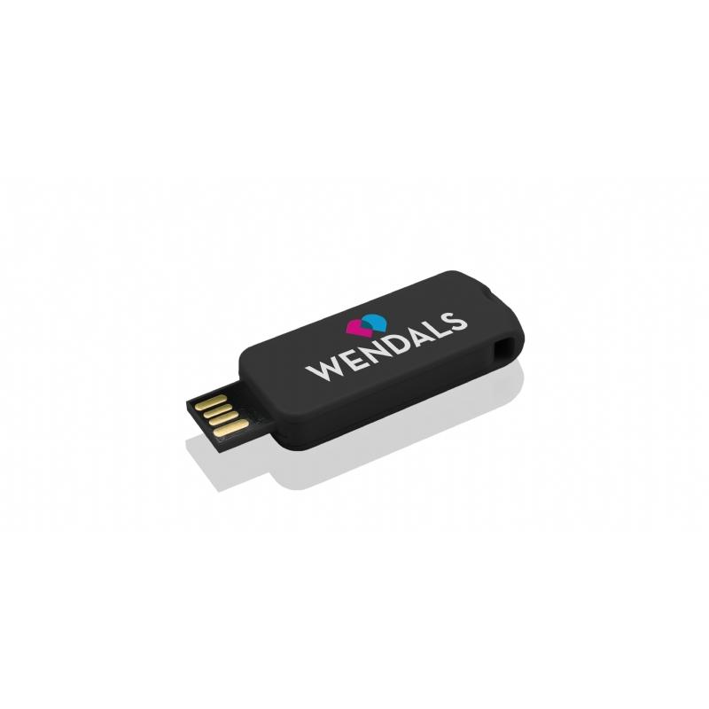 Large USB stick met uniek twistmechanisme