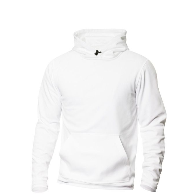 Sportieve hooded sweater