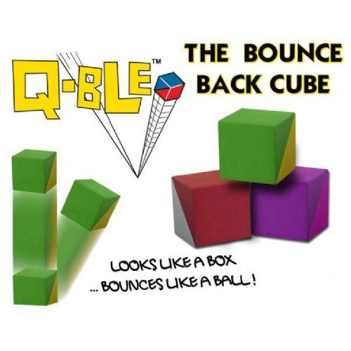Botsende kubus