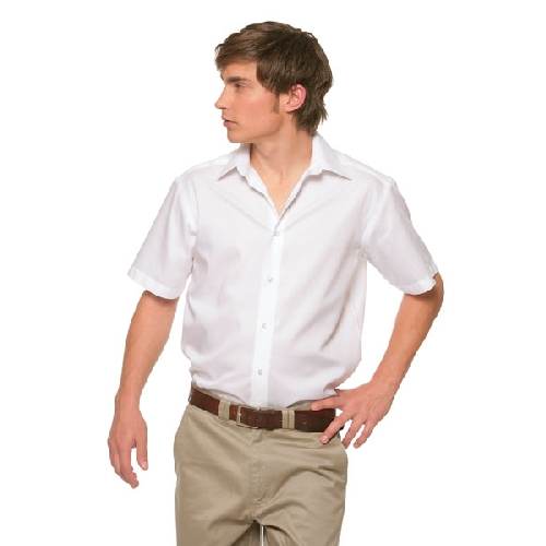 Strijkvrij getailleerd Overhemd