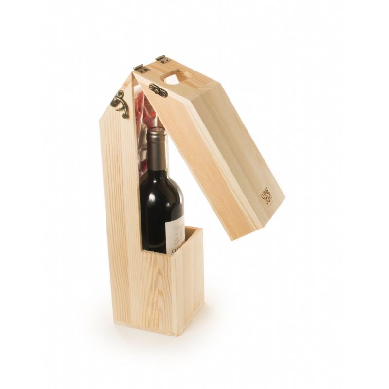 Wine Light wijn box en tafel lamp