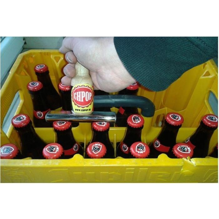 Zo opent u tot 6 bierflesjes tegelijk