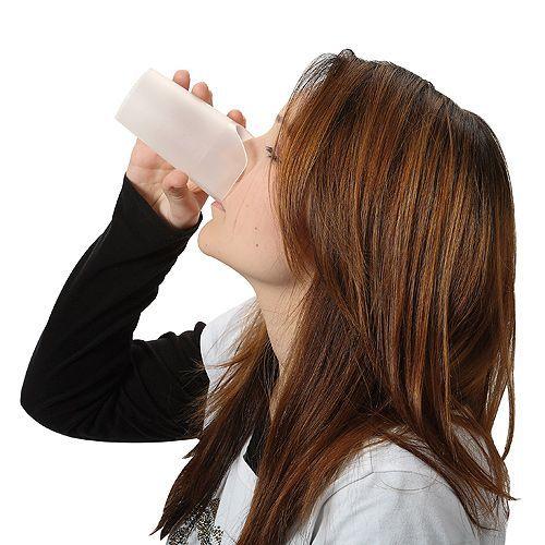 Ergonomische drinkbeker