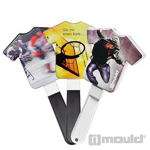 T-shirt handenklapper