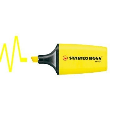 Stabilo Boss Mini markeerstift