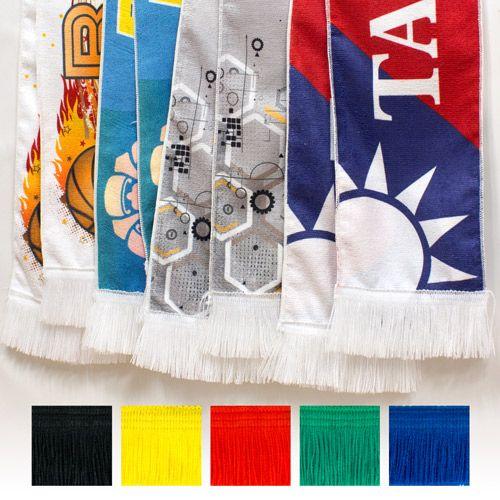 Fansjaal en sporthanddoek in één!