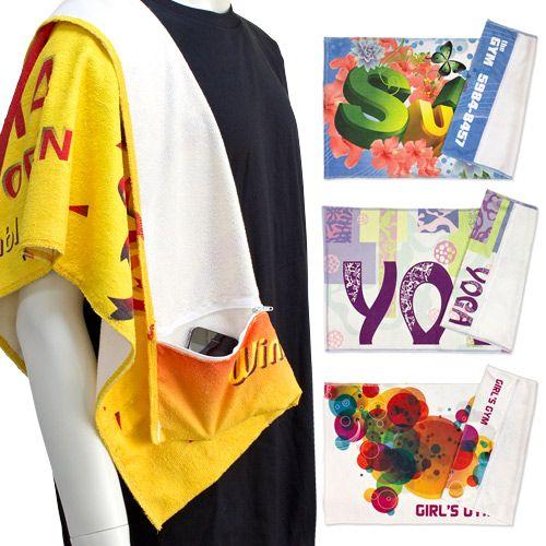 Geheel bedrukt sporthanddoekje vanaf 100 stuks
