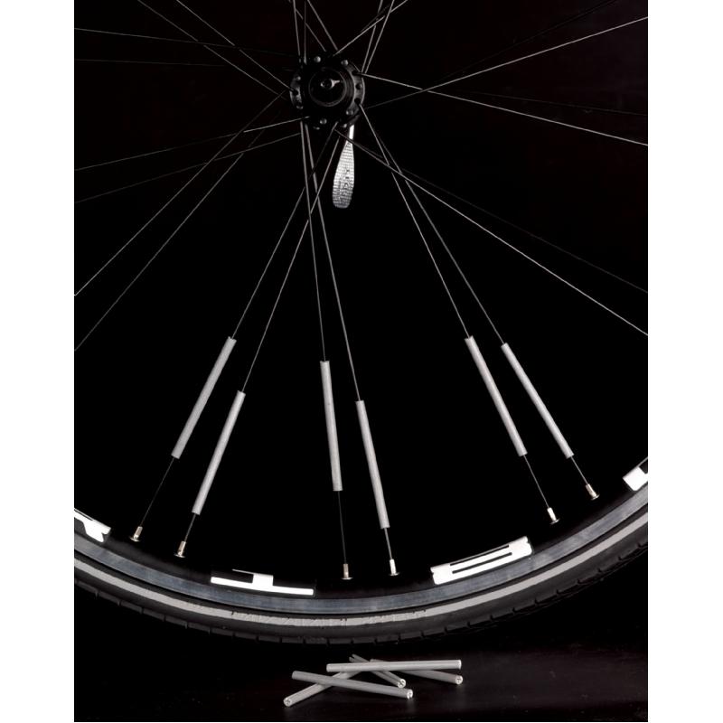 geniale spaakreflectoren voor fiets