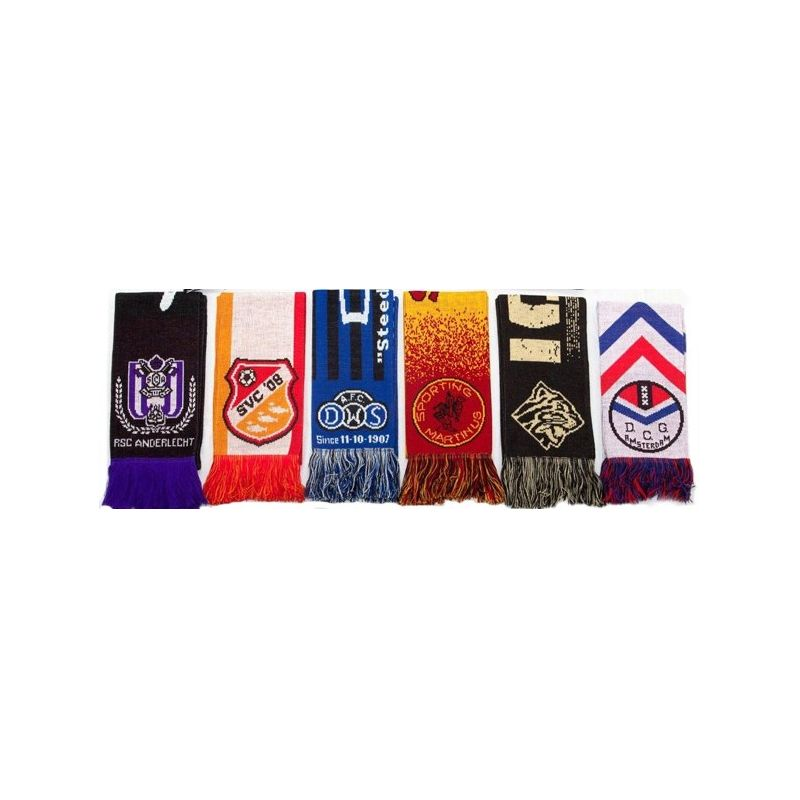 Gebreide sjaal in uw eigen ontwerp