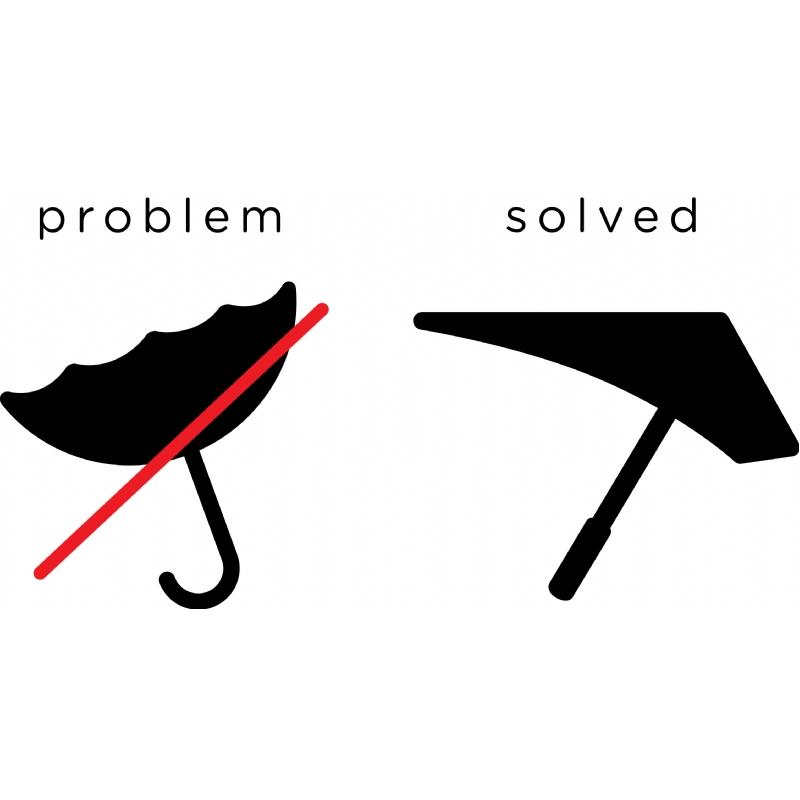 Senz Smart paraplu