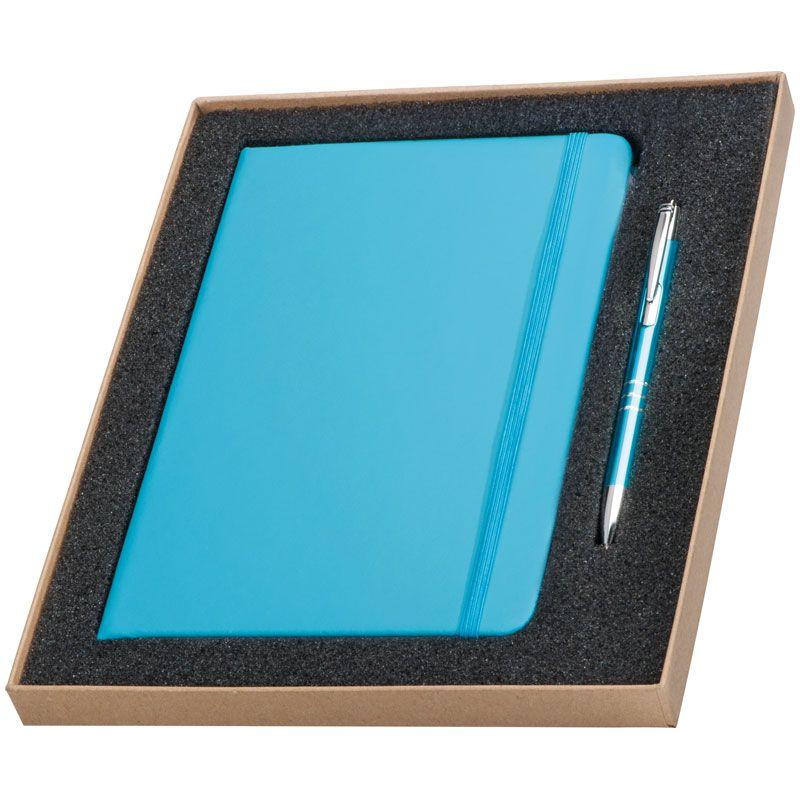 set notebook met balpen