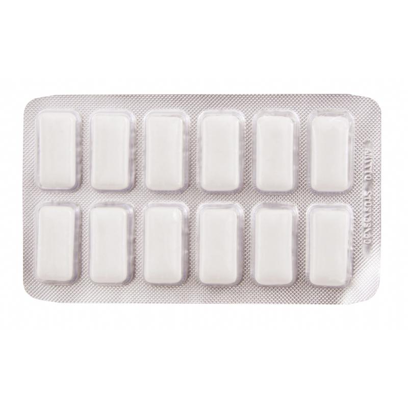Kauwgom in blister