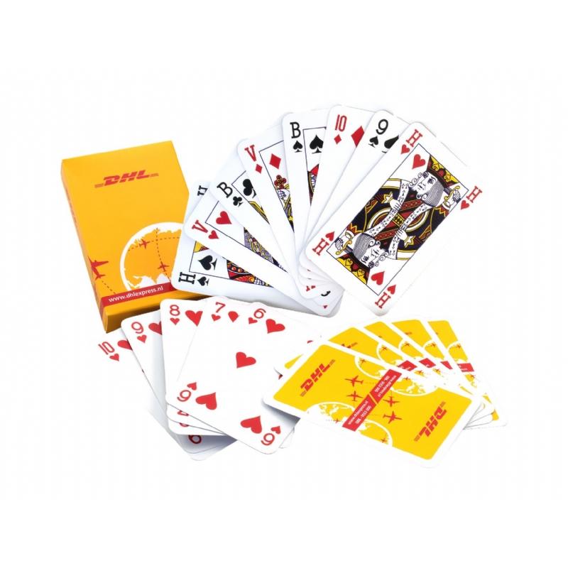 Kaartspel in doosje al vanaf 75 stuks!