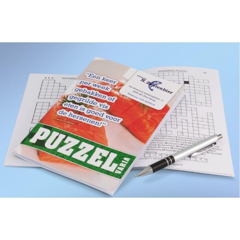 Puzzelboekje
