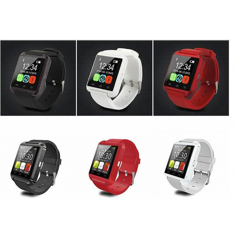 Bluetooth horloge